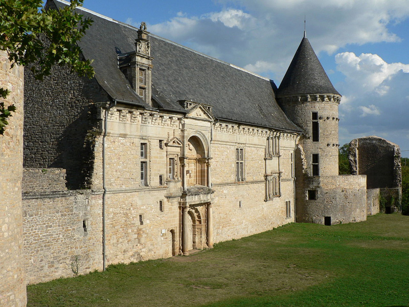 Visitez la région - Château d'Assier
